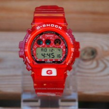 G-SHOCK SUPREME LIMITED EDITION