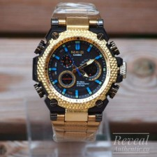 G-SHOCK LIMITED EDITION GOLD