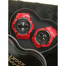 G SHOCK COUPLE LIMITED EDITION WATCH 2018