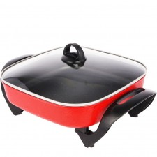 KOREA STYLE Electric Multi-Function Cooker & Pan Grill
