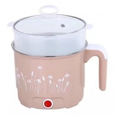 Multi Cooker 1.85L Cooking Hot Pot Electric Rice Cooker Food Steamer Steamboat