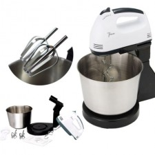 Super 7 Speed Hand Mixer With 2L Bowl