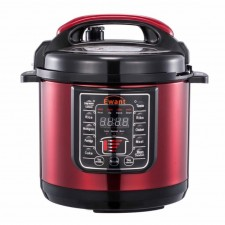 MMX Ewant YBD6-100 Electric Pressure Cooker 6.0L (Red)