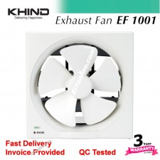 "Khind Exhaust Fan EF-1001 (10"")"