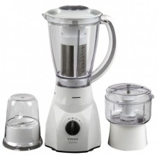Trio 3 in 1 Blender 1.5L Jug ,Chopper & Dry Miller TBS-303