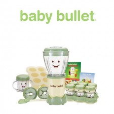Magic Baby Bullet 20 Piece Set Baby Food Blender & Maker