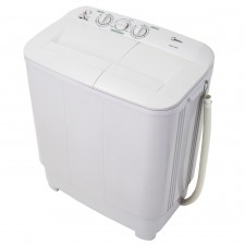 MIDEA SEMI AUTO WASHING MACHINE MSW - 6008P (6KG)