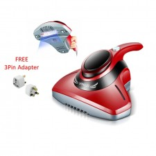 YangZi Handheld Vacuum Cleaner Bed Mites UV Light Kill Bacteria Sofa Bed