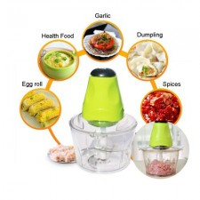 Multi-Function 2L Electric Meat Grinder 4 Blades Mincer Chopper (4x Blade)