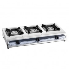 Butterfly Triple Gas Stove - BGC-3011L (S/Steel)