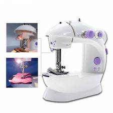 Premium Quality! Free Pos ORIGINAL Mesin Jahit Mini Home Portable Sewing Machine