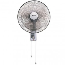 "Khind Wall Fan High Quality Powerful Motor 16"" with 2 String WF1602"