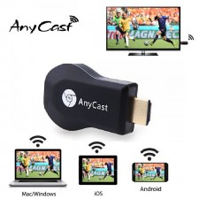 AnyCast M4 Plus M4+ Wireless Display Dongle WiFi Miracast Airplay Mirroring DLNA