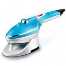 Hot Steam Q Iron (blue/purple)