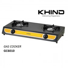 KHIND Double Gas Stove GC6010 Beehive Burner