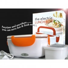Portable Electric Lunch Box Lunch Heater Bekas Makanan Food Warmer