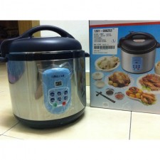 Noxxa electrik multifunction pressure cooker
