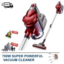 2in1 Cyclone Strong Portable Suction 700W Handheld Vacuum Cleaner