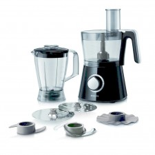 Philips Food Processor HR7759 (750W) 2-in-1 set up with 26 functions