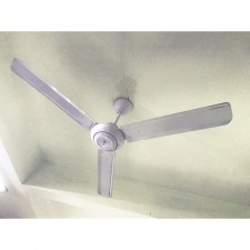 Ceiling fan steel blade