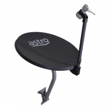 Astro Dish Original With Single/Dual LNB