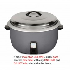 Milux Electric Rice Cooker MRC-5100 (10L)