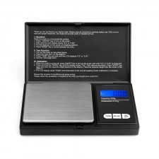 Portable Digital Scale 500 x 0.01g Mini Digital Jewellery Weighing Scale