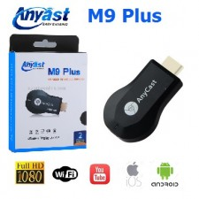 AnyCast M9 Plus M9+ Wireless Display Dongle WiFi Miracast Airplay Mirroring DLNA