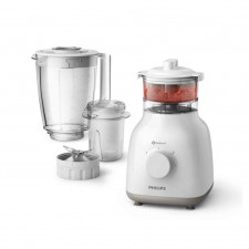 Philips Blender HR3448 (400W) Sambal Maker + Mill + 1.5L Plastic Jar