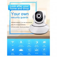 720P(HD) WIFI IP WIRELESS SECURITY CAMERA CCTV