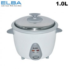 ELBA ERC-1066T 1.0L Electric Rice Cooker
