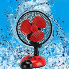 Mini ladybird Fan Cute Portable Flexible Fan( RD-271)