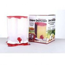 Taii 3 in 1 Beverage Juice Drink Dispenser