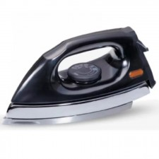 Panasonic POLISHED DRY IRON NI-415E (Black)