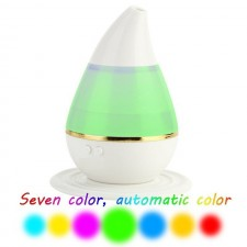 7 Colors Essential Air Humidifier Mini Colorful Oil Aroma Diffuser