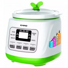 Khind BP12 Multi Baby Porridge Cooker 1.0L