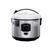 Orito OET70X-18 Jar Electric Rice Cooker 1.8L(Silver)