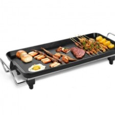 Mini Korean Style Electric BBQ Grill QM805