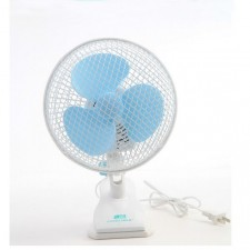 Electric Mini Clipping Oscillating Desk And Wall Fan( RD-270 )
