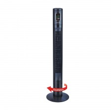 Hesstar Tower Fan HTF-245LR (Black)