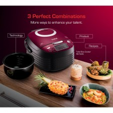 Tefal Spherical Heating Rice Cooker RK-7405