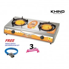 Khind Infrared Hot Lava Gas Stove IGS1515