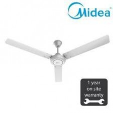 "Midea 60"" Ceiling Fan MFC-150A15 ( White )"
