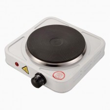 Portable 1000W Travel Electric Stove Cooker Hot Plate Cookware