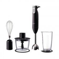 Panasonic Hand Blender To Blend Chop Slice Shred Whisk (4 in 1) MX-SS40