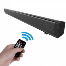LP-09 LONG BT High Quality Mini Sound Bar Cinema Theater Quality Sound at Home