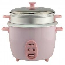 MORGAN Rice Cooker MRC TC 18 (1.8L)