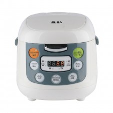 Elba Microcomputer Rice cooker 1.0L ERC-E1060(WH)