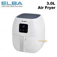 ELBA EAF-G3014(WH) Air Fryer 3L with Touch Control