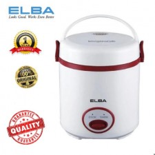 ELBA ERC-D1233 MINI ELECTRIC RICE COOKER 1.2L